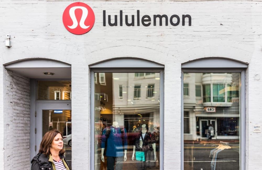 Lululemon store © Kristi Blokhin / Shutterstock.com