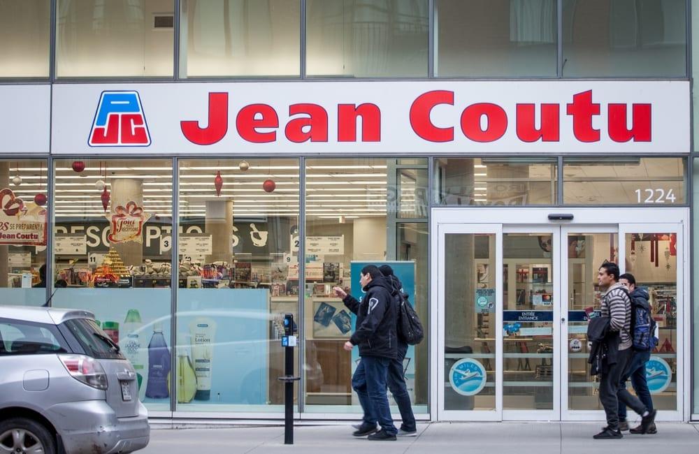 Jean Coutu Store © BalkansCat / Shutterstock.com