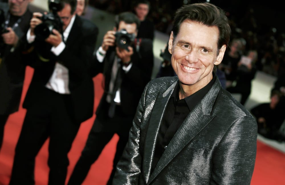 Jim Carrey © Andrea Raffin / Shutterstock.com