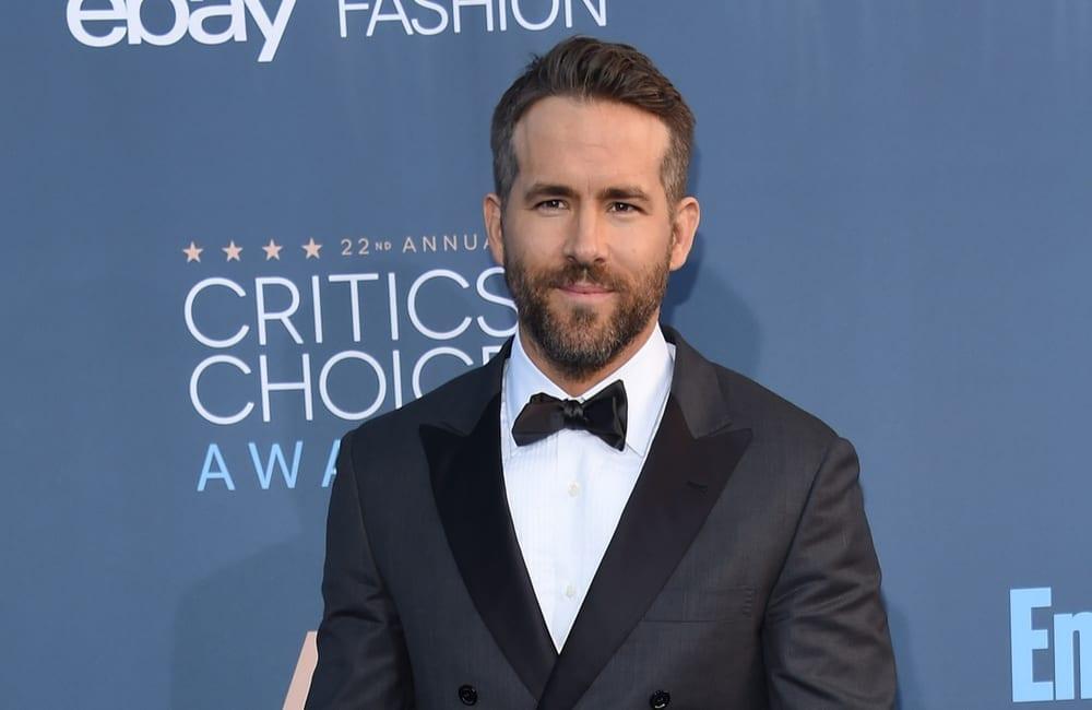 Ryan Reynolds © DFree / Shutterstock.com