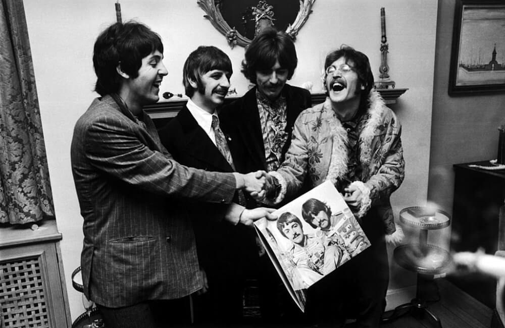 The Beatles May 1967. (Photo by John Downing/Getty Images)